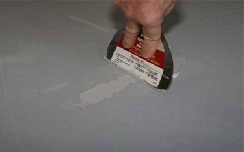 Эпоксидные краски для бетонного пола - особенности применения