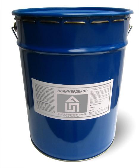 Полиуретановые краски для бетона