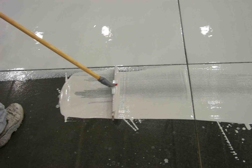 Ракля для наливного пола - как выбрать раклю, методика работы с раклей