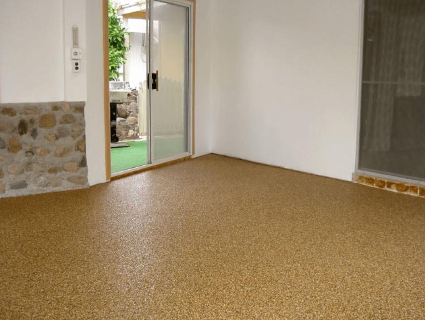 Полиуретановые наливные полы - свойства и преимущества